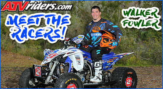 Meet the ATV Racers: Walker Fowler